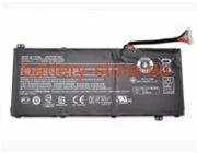 11.4 V, 4605 mAh computer batteries for ACER aspire v15 nitro vn7-591g