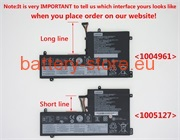 Laptop battery for Legion Y530, Legion Y530-15ICH(81FV), Legion Y530 15 computer batteries