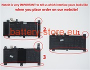 Laptop battery for ROG Strix Scar II GL704GW-EV059T, ROG Strix Scar II GL704GW-EV047T, ROG Strix Scar II GL704GW-EV042T computer batteries