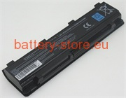10.8 V, 5200 mAh computer batteries for TOSHIBA satellite c855