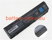 10.8 V, 7800 mAh computer batteries for TOSHIBA satellite c855