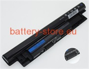 11.1 V, 4400 mAh computer batteries for DELL inspiron 14 3421