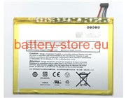3.8 V, 3210 mAh computer batteries for AMAZON st11