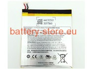 Laptop battery for SV98LN, MC-308594, Kindle Fire 7 5th Gen computer batteries