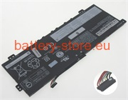 Laptop battery for Yoga C740-14IML, 2ICP5/41/110-2, 5B10U40209 computer batteries