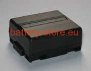 7.2 V, 680 mAh batteries for PANASONIC nv-gs320