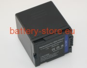7.2 V, 2040 mAh batteries for PANASONIC nv-gs320