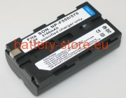batteries for NP-F970, NP-F550, NP-F330 camcorder battery