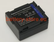 7.2 V, 680 mAh batteries for HITACHI dz-mv780r