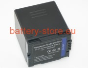 7.2 V, 1400 mAh batteries for PANASONIC nv-gs70b