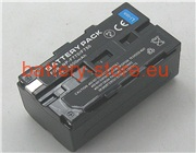 7.2 V, 6600 mAh batteries for SONY ccd-tr716
