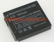 batteries for CGA-S005, NP-70, CGA-S005E camcorder battery