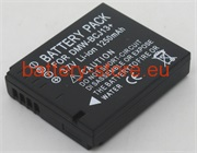 batteries for DMW-BCJ13, Lumix DMC-LX5, D-Lux 5 camcorder battery
