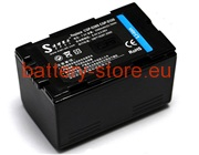 batteries for CGR-D120, PV-DBP8, VSB0418 camcorder battery