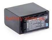batteries for PX298, AJ-PX298, MDH2 camcorder battery