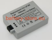 batteries for LP-E5, EOS 450D, EOS 500D digital camera battery
