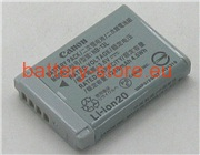 3.6 V, 1250 mAh batteries for CANON nb-13l