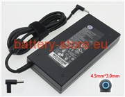 adapters for 775626-003, 776620-001, ZBook 15 G3 laptop ac adapter
